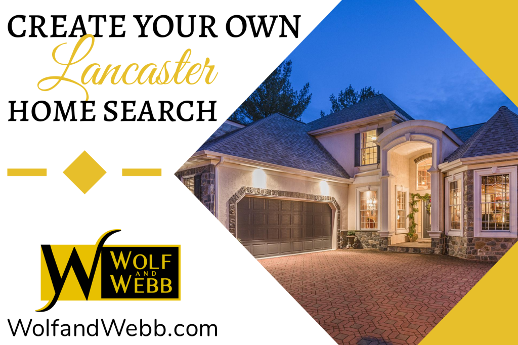 Search All Lancaster PA Homes For Sale